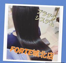 FORTE  城北店所属のJr.stylist鈴木皐太