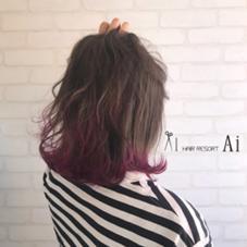 hair resort Ai所属の齊藤友梨