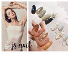 js.nail所属のプライベートサロンjs.nail