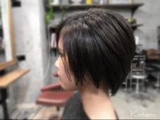 Lourdes hair design所属のKatanoMegumi