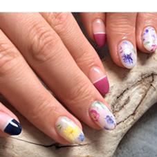 nail salon_cle'所属の★SAORI★