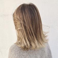 hair/make O/s所属の阿部梨央