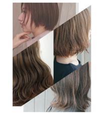 hair make ism所属の向山智美