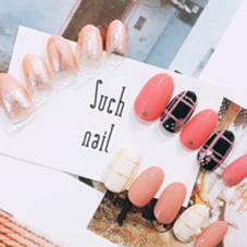 Such nail(サッチネイル)所属のSuch nail心斎橋店