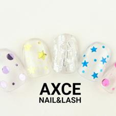 AXCE  NAIL&LASH. (広尾駅上店)所属のAXCE広尾駅上店