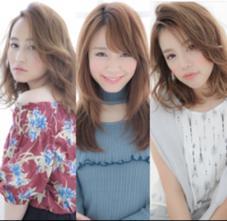 緊急31日に女性カットモデルさんを募集してます!!!!草津駅から徒歩5分!!!駐車場完備!!!
