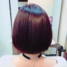 hair make PROUD Belle所属の佐々木みなみ