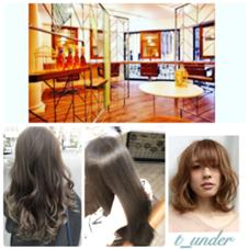 hair park t_under所属の齊藤瑠奈