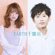 hair&make EARTH千葉店所属の藤森正史