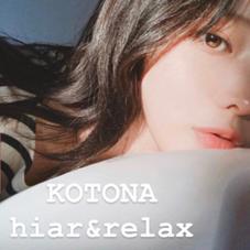 KOTONAhair&relax所属の細井美和