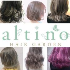 altino HAIR GARDEN所属のSugaSeira