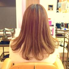 Hair Mode KT 塚本店所属の矢田朋子