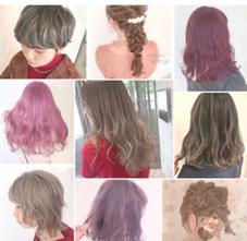 hair&make EARTH 長野駅前店所属の轟由衣