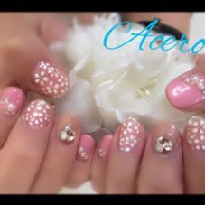 nail salon〜 acero所属の樋口沙織