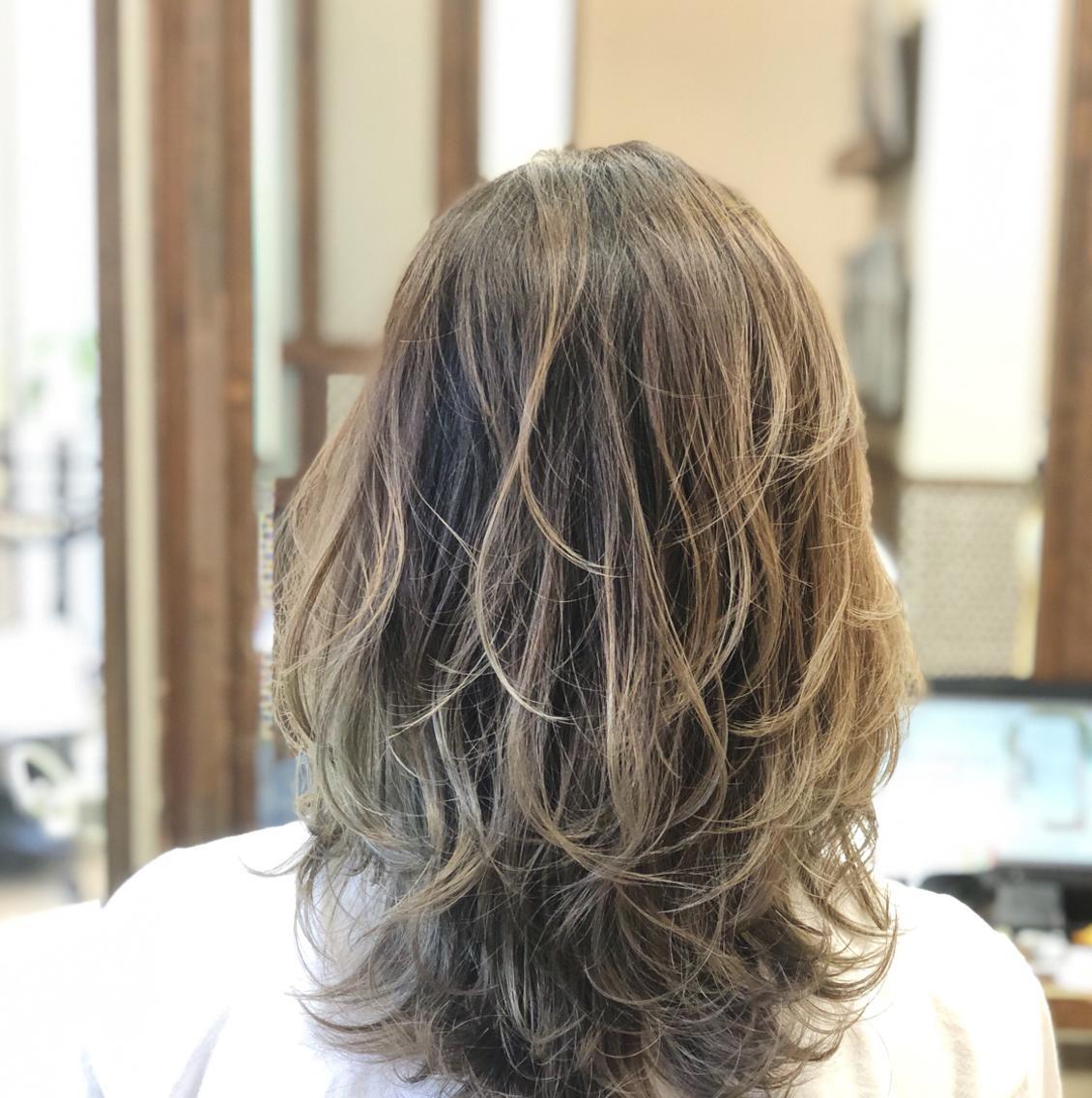 当日予約OK◎《初回限定》《2回目以降》✨minimo✨特別価格☝️イルミナ・アッシュ系・暗髪・ダメージレス艶髪カラーが得意です‼️