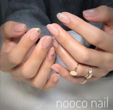 nooco nail所属の横井淑枝