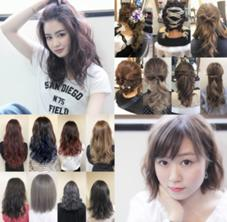 Vida creative hair salon所属の平湯日向子
