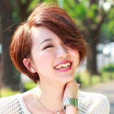 BRICK      HAIR&SPA所属の笠原姫香