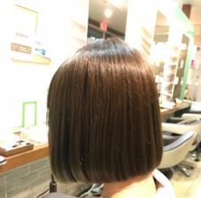 hairdesign M.art所属の川村綾