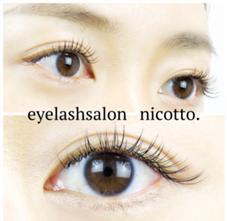 eyelashsalonnicotto.所属のeyelashnicotto.