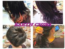 hair&make EARTH所属の金親和輝