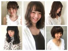 【鹿児島天文館】*前髪カット¥510(アイロン巻き付)*メイクモデル・撮影モデル募集!!