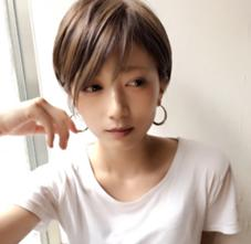 HAIR    MAKE CHiC所属のKamezawKirari