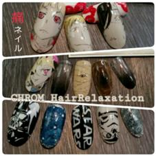 CHROM HairRelaxation所属のHayashi joko