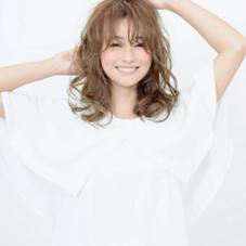 Hair&Make  EARTH大分店所属の横瀬圭介