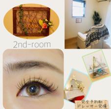 2nd-room所属の2nd-roomRINA