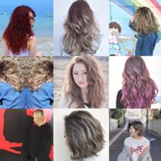 ✨大好評✨海外セレブスタイル✨ やわらかい透明感とダメージレスカラーでキラキラなツヤ髪に!