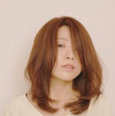 国産安心オーガニックハーブカラーで艶感春髪♡