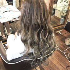 hair do Secondtrip 北24条店所属の油木夏海