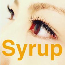 hair&beauty  Syrup所属のシロップアイデザイナー