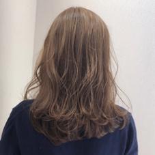 Hair...DiA所属の押山つづり