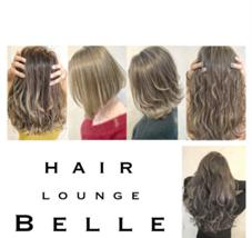 Hair lounge  Belle所属の伊藤亮太