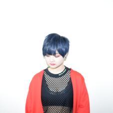 Hair&make brillante所属の佐藤MAHO