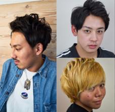 HAIR&MAKE   K+plus所属の吉野綾佑
