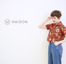 Maison所属の高雄篤史