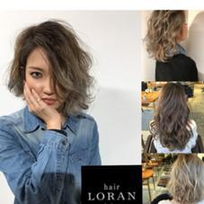 hair  LORAN yokohama所属の川村聖吾