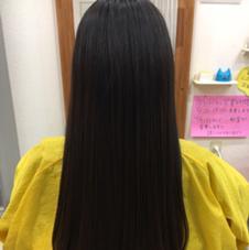 就活や頭髪検査に…黒染め+トリートメント¥3200〜