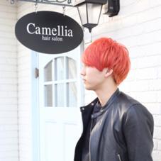 Camellia所属の石岡秀一