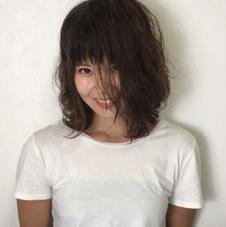 HAIR  and MAKE POSH 原宿店所属の和田健