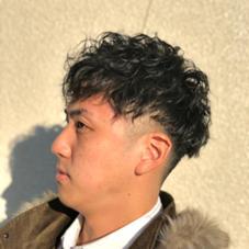 R's hair所属の長谷山和樹