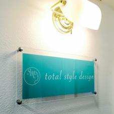 total style design所属の島田一行