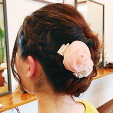 ICHIE hair studio所属のICHIEhair S