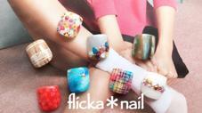 flicka*nail所属の大森仁以奈