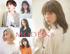 MODE K's JR尼崎店所属のstylist板垣