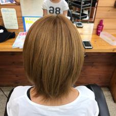 hair&make MUSE   狭山ヶ丘店所属の大畑元