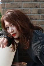 Hair Salon Laila所属の千葉皐月